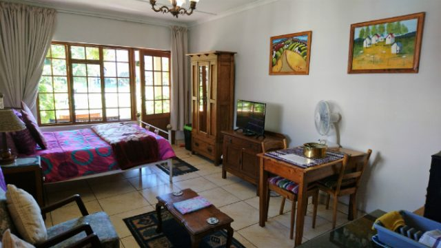 Bedroom and Lounge 2